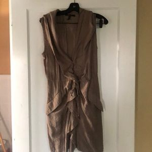 Bcbgmaxazria cotton dress